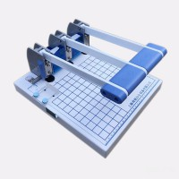 奇砚  QY-15三孔打孔机 打洞机人事雷竞技竞猜装订机 3孔文件装订机