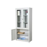 玻璃器械柜 文件柜管理柜铁皮资料柜钢制办公柜文件柜厂家定制