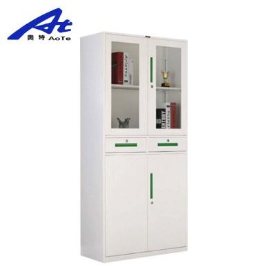 榆林厂家直销资料柜文件柜器械柜员工储物柜带抽屉支持定做