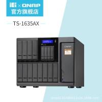 厂家直销QNAP威联通TS-1635AX-4G企业网络云存储服务器NAS 16盘位
