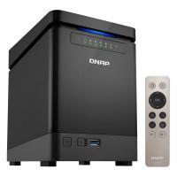 厂家直销QNAP威联通TS-453Bmini-8G四盘网络存储NAS存储服务器