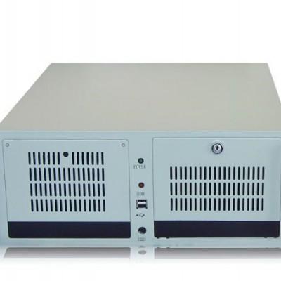 4U工控机,半开门面板式/网络安全服务器/14个扩展槽/2个USB