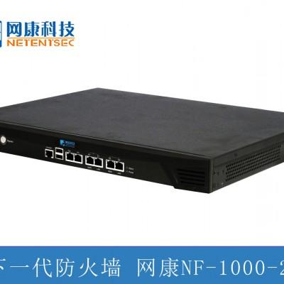 网康下一代防火墙 NF-1000-20 含一年服务  适用用户数600