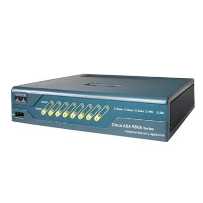 cisco 思科防火墙 ASA5505-UL-BUN-K9企业级硬件防火墙