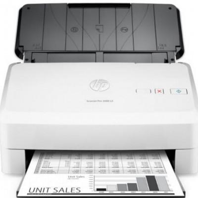 惠普(HP)HP ScanJet Pro 3000 s3 馈纸式扫描仪 (扫描)