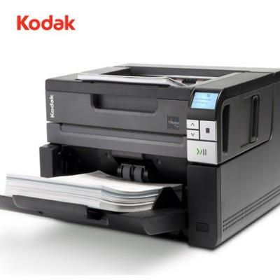 柯达(Kodak)i2900 高速扫描仪a4高清 双面自动进纸 平板及馈纸式