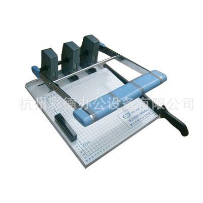 三孔装订机、切纸装订两用机、可调孔距 干部人事雷竞技竞猜专用打孔机