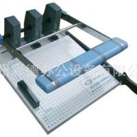 三孔装订机、切纸装订两用机、可调孔距 干部人事档案专用打孔机