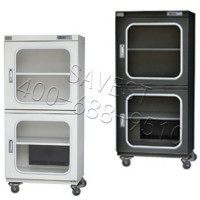 240L 电子防潮箱相机工业防潮柜电子元器件干燥柜氮气柜