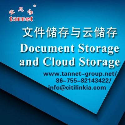 储存 档案外包服务
