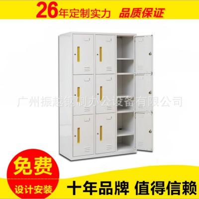 热卖铁皮柜拆装文件柜更衣柜彩色办公柜桌面收纳柜凭证矮柜