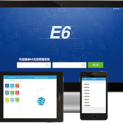 E6文控管理系统