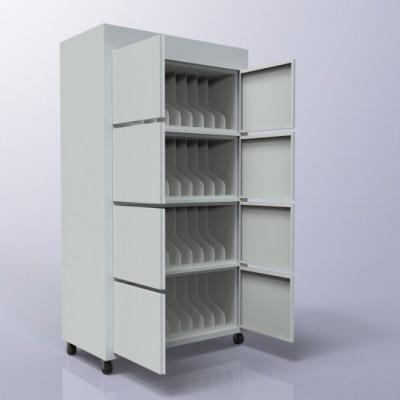 RFID智能精准定位文件柜