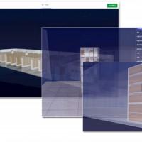 3D档案库房可视化系统