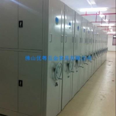 佛山图书室密集书架档案图书架档案密集架工厂定制
