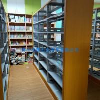 顺德密集架图书架图书密集架钢制密集架厂家安装定制